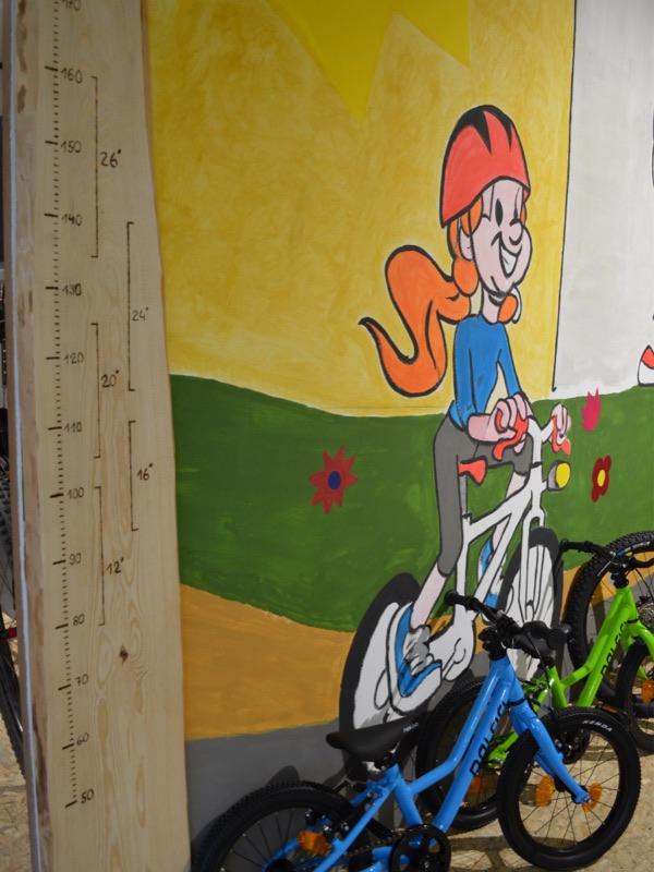Open Road Fahrrad Werkstatt und Verkauf